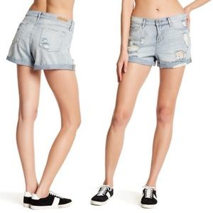 ✨$75✨Articles of Society Jimmy Distressed Short